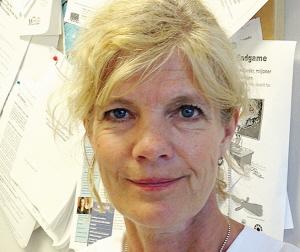 Lena Blom Eriksson