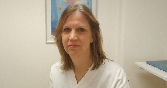 Charlotte Cervin-Hoberg är biomedicinsk analytiker och arbetar med luktutredningar vid öron-näsa-hals-mottagningen på Lunds universitetssjukhus.