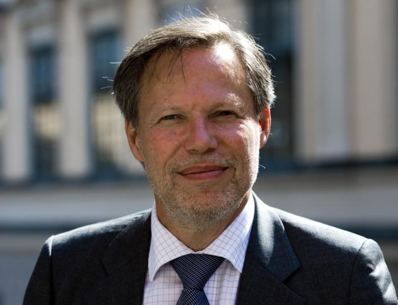 Mats Melin, Coronakommissionens ordförande