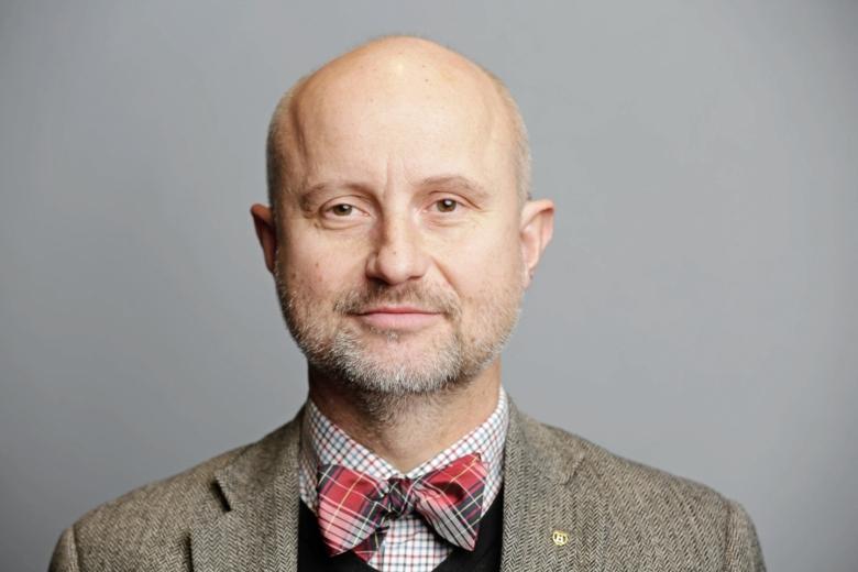 Stefan Olsson (M) regionråd i Region Uppsala