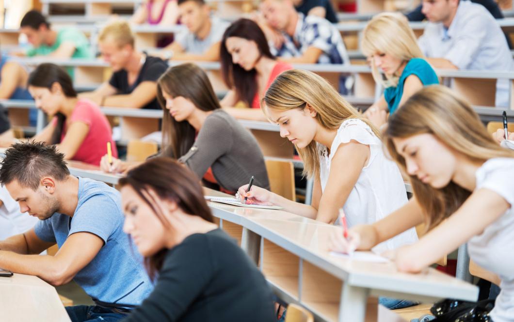Studenter vill slippa salstentor