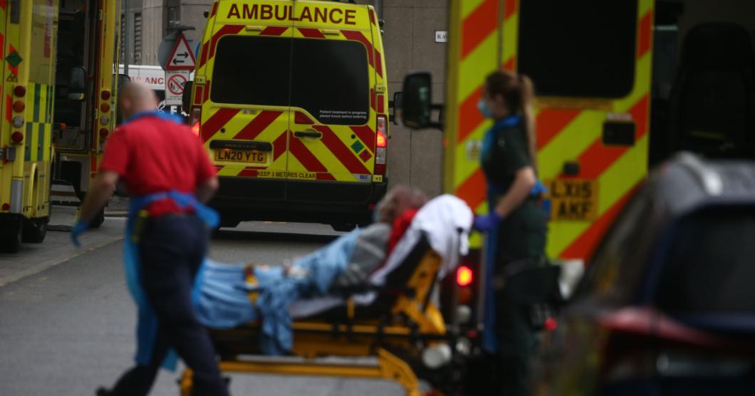 ICN: Covid är ett masstrauma för världens sjuksköterskor