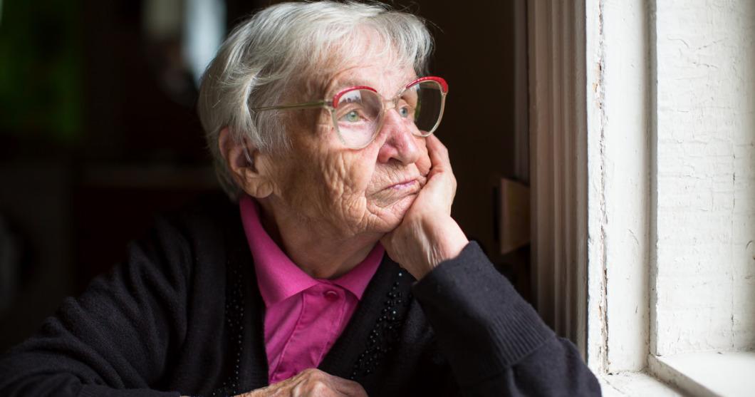 """""""Våga prata om existentiell ensamhet hos äldre"""""""