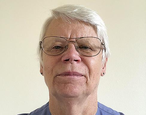 Karin Forslin, iva-sjuksköterska.