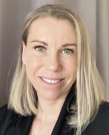 Annelie Sonéus, verksamhetschef
