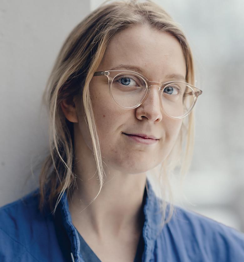 Hannah Loukaja, sjuksköterska
