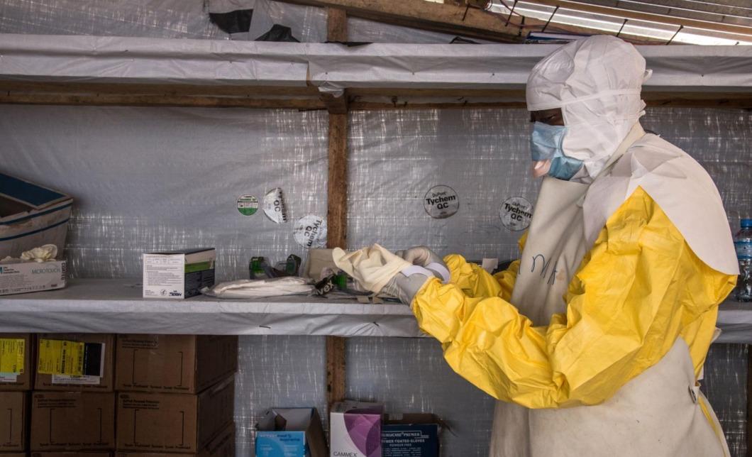 Nytt ebolautbrott i Västafrika