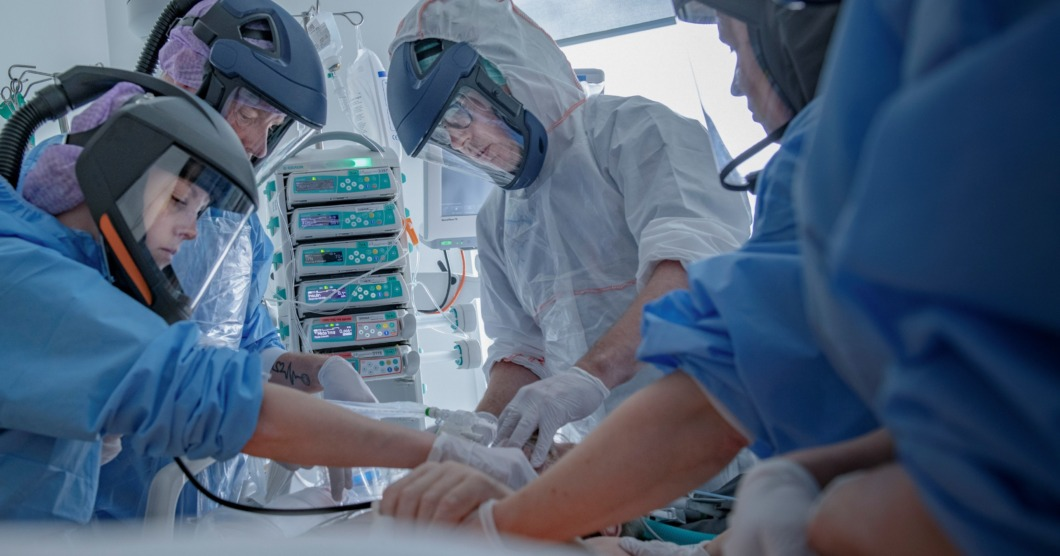 Sjuksköterskor extra utsatta för stark stress