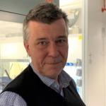Johan Lind, sektionschef Klinisk mikrobiologi, Akademiska laboratoriet