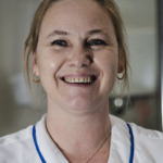 Karin Alpner Stampe, röntgensjuksköterska