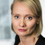 Karin Tegmark-Wisell, chef för avdelningen Mikrobiologi på Folkhälsomyndigheten.