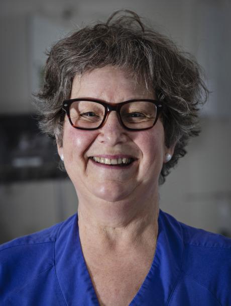 Kristina Andersson, röntgensjuksköterska