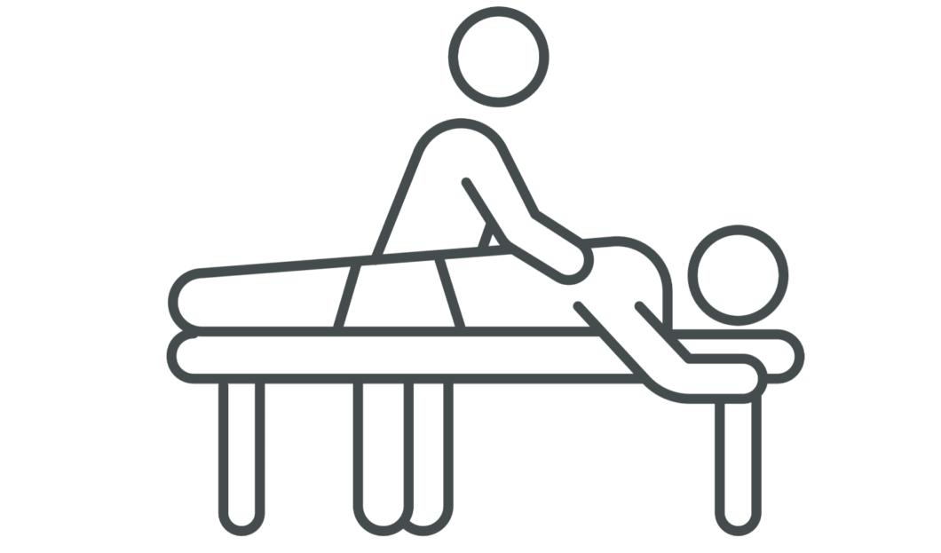 Vill ha coronabonus – får massage
