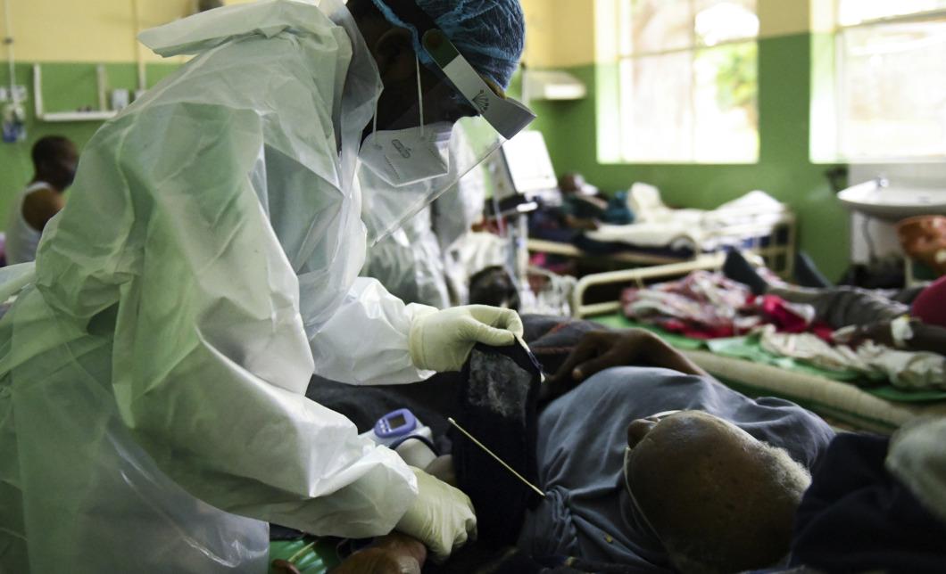Fattiga länder efter i vaccinracet
