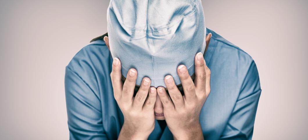 Många i vården drabbas av ohälsa genom jobbet