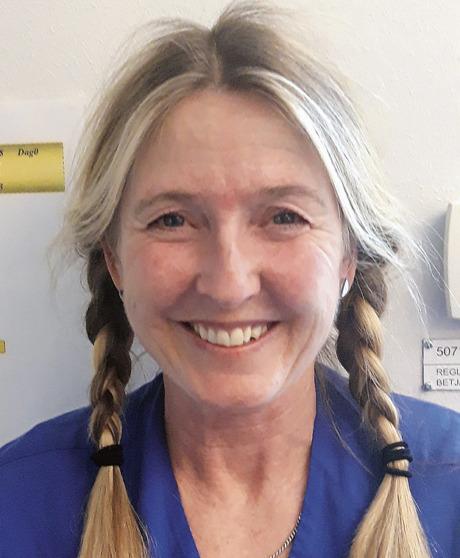 Annika Corneliusson, Biomedicinsk analytiker
