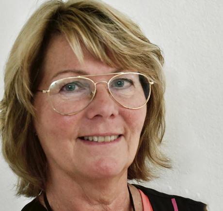 Inga-Lill Liback Joona, sjuksköterska