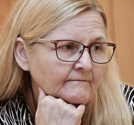 Ingbritt Andersson, barnmorska