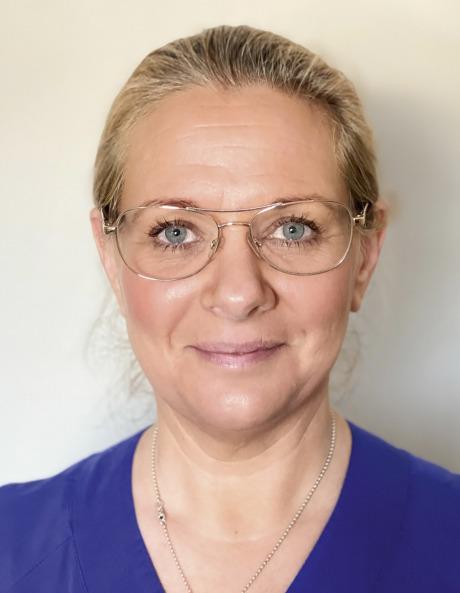 Lisa Lundberg, barnmorska