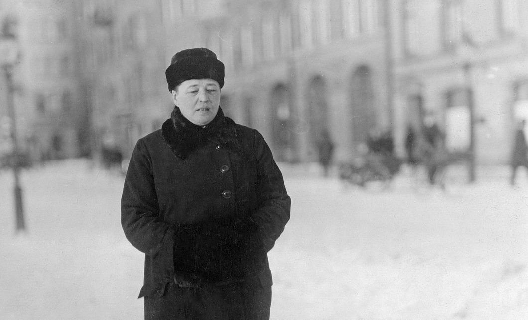 Motvillig feminist startade förening som senare blev Vårdförbundet
