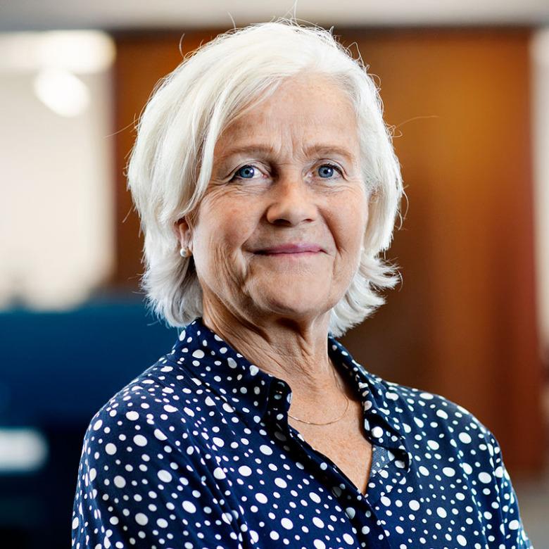 Brita Winsa, hr-direktör Region Västerbotten.