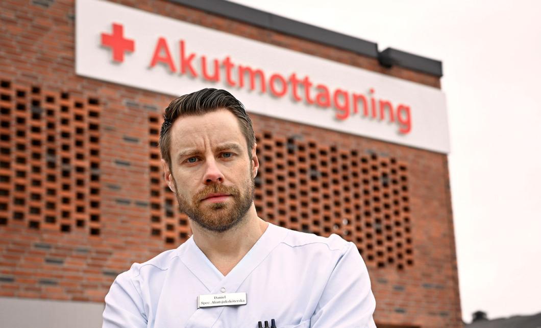 Han ska rädda akuten i Örebro