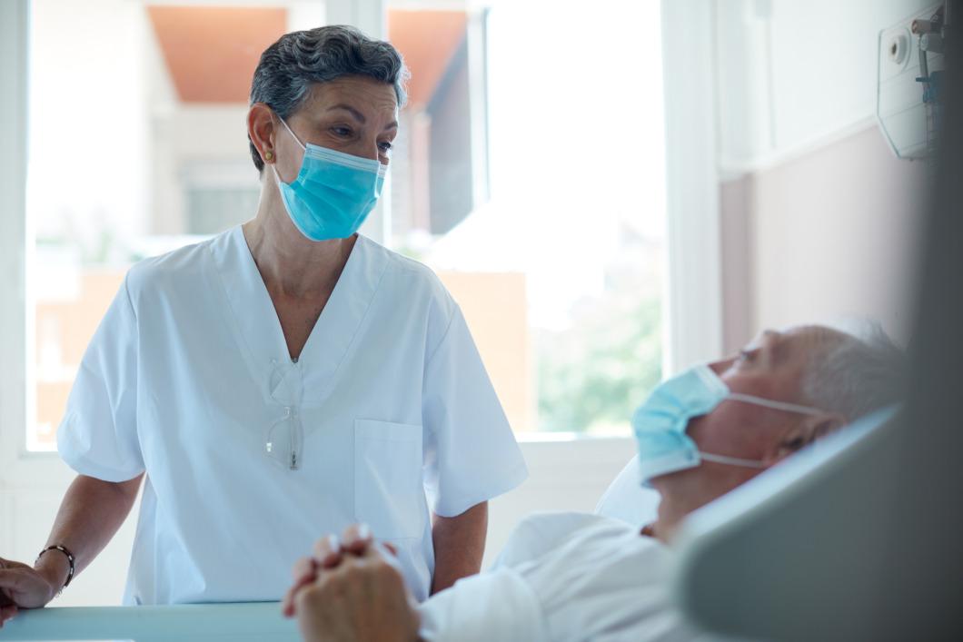 Få svenska patienter har fast vårdkontakt