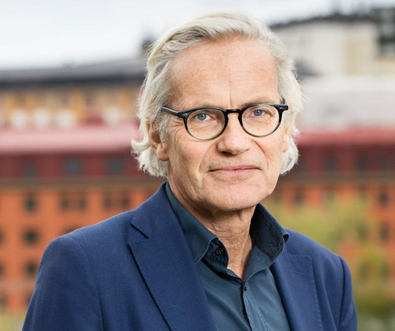 Johan Bratt tf hälso- och sjukvårdsirektör Region Stockholm