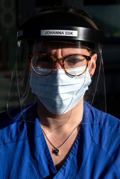 Johanna Josefsson, sjuksköterska