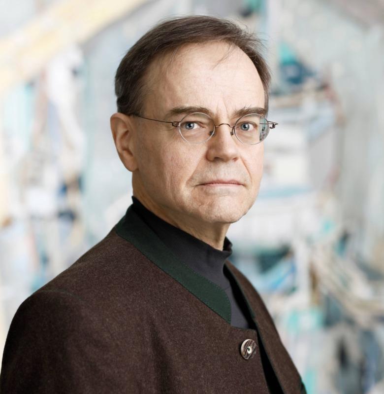 Porträtt på Karl Mikael Kälkner