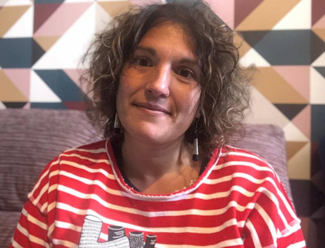 Spanska sjuksköterskan: Vi ser ljuset i tunneln