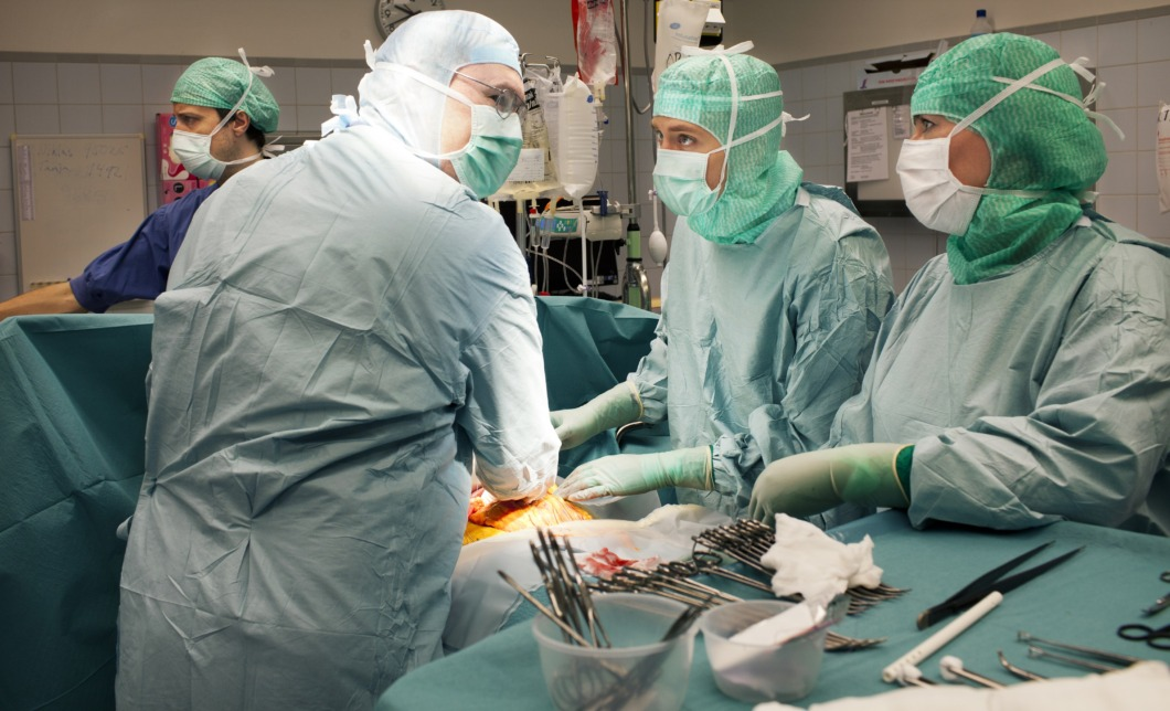 Riskfyllt att opereras efter covid-sjukdom