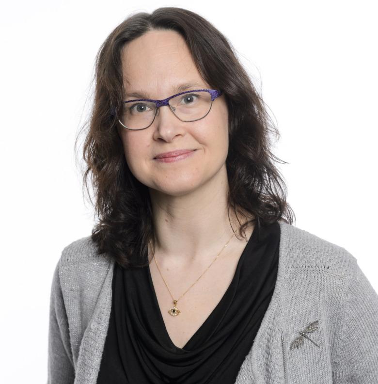 Pernilla Garmy, sjuksköterska och sömnforskare.