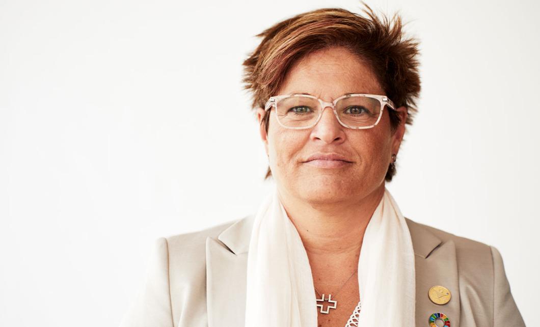 """Sineva Ribeiro: """"Många har insett sitt värde"""""""