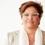 Porträtt av Vårdförbundets ordförande Sineva Ribeiro.