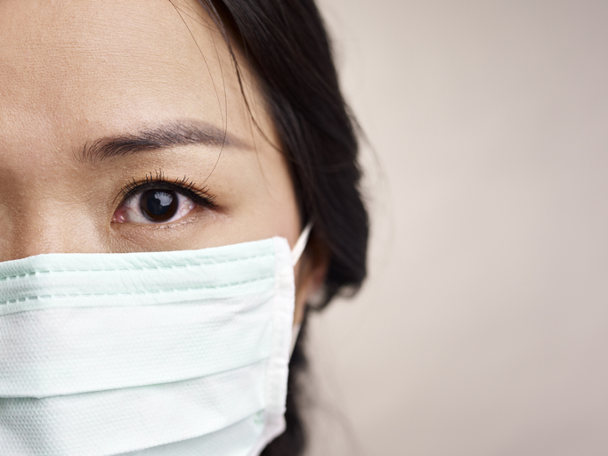 Kraftig ökning av anmälda skador av ansiktsskydd