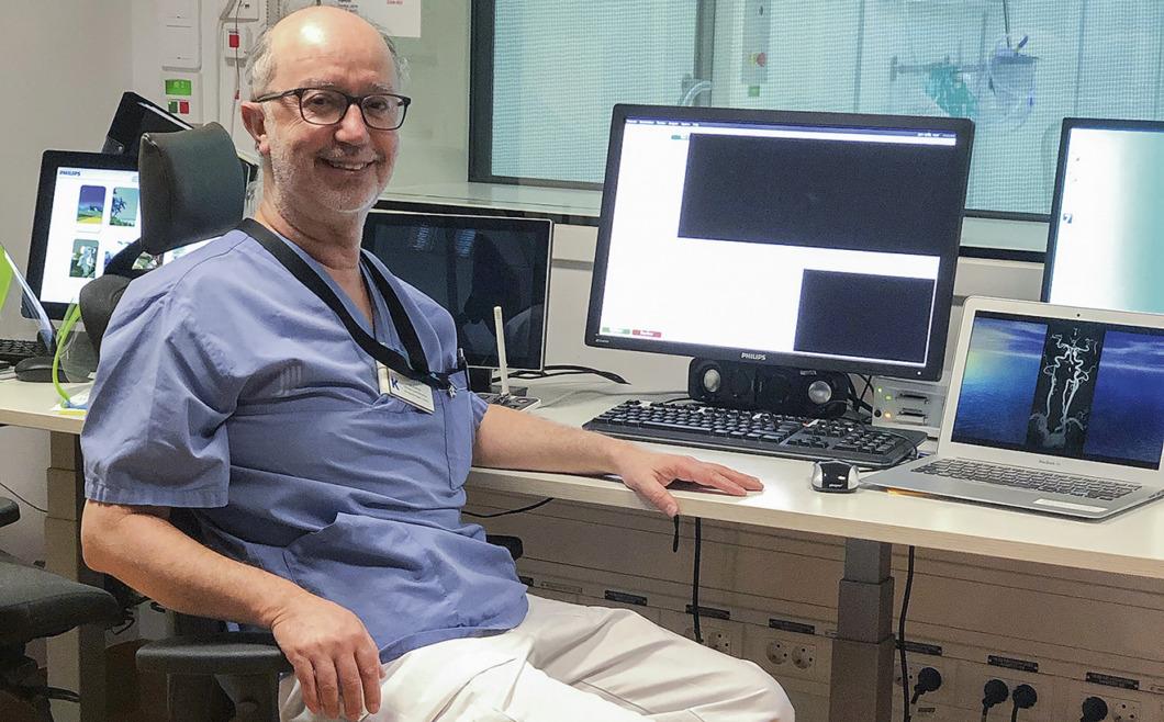 Forskning: Så kan blodproppar hittas med magnetkamera