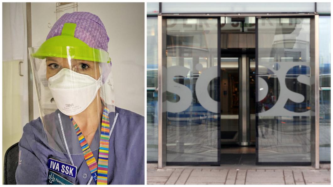 Fler vårdas på iva – nu rustar Södersjukhuset för ökat tryck