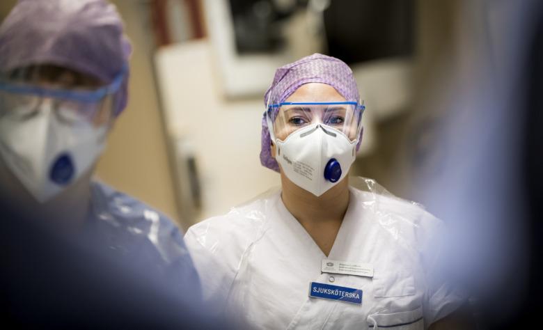 Angelica Lundkvist, iva-ssk Mälarsjukhuset