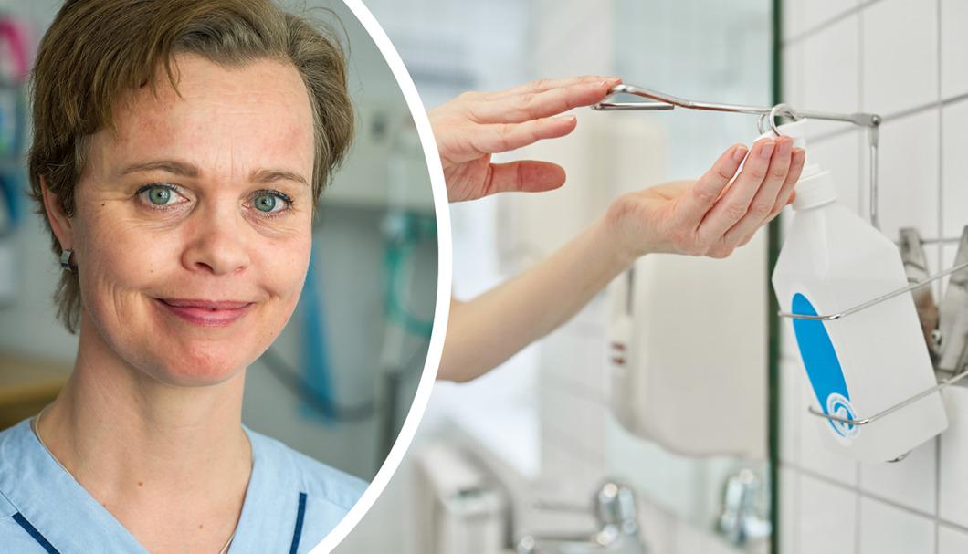 """Hygiensjuksköterskan: """"Trött på att mina rekommendationer ifrågasätts"""""""