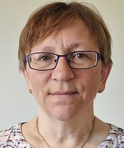 Edit Johnsen, sjuksköterska och avdelningschef på Sanks-kliniken.