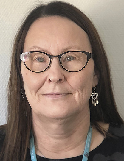 Ellen Kalstad, rådgivare på Sanks