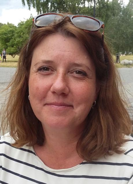 Karolina Höög, barnmorska
