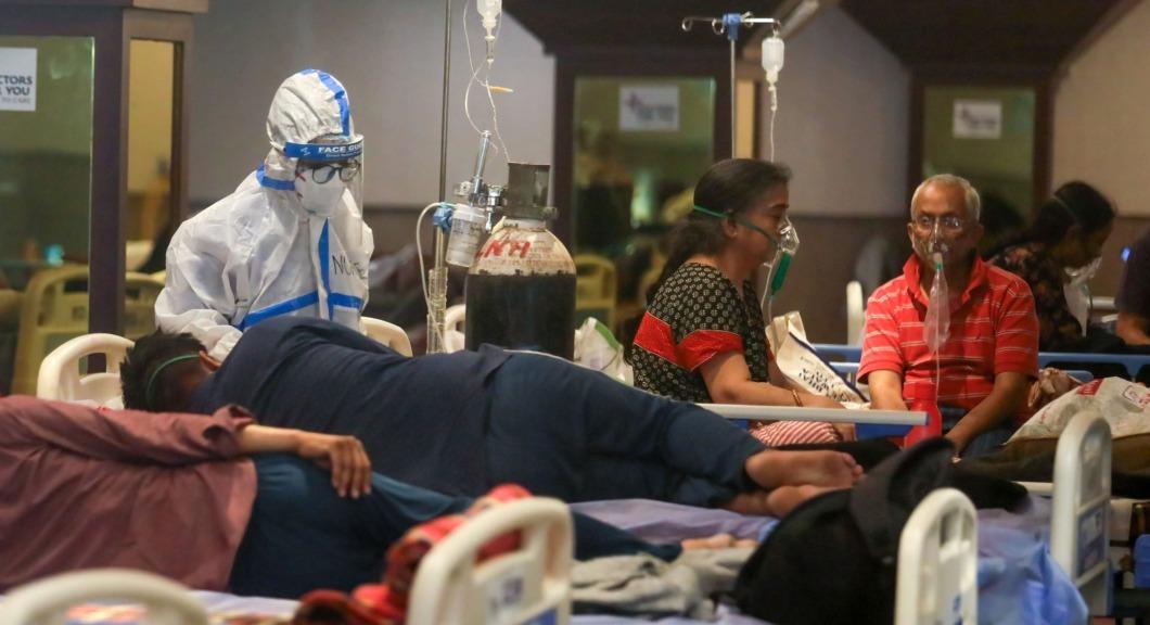 Nödrop från Indiens sjuksköterskor