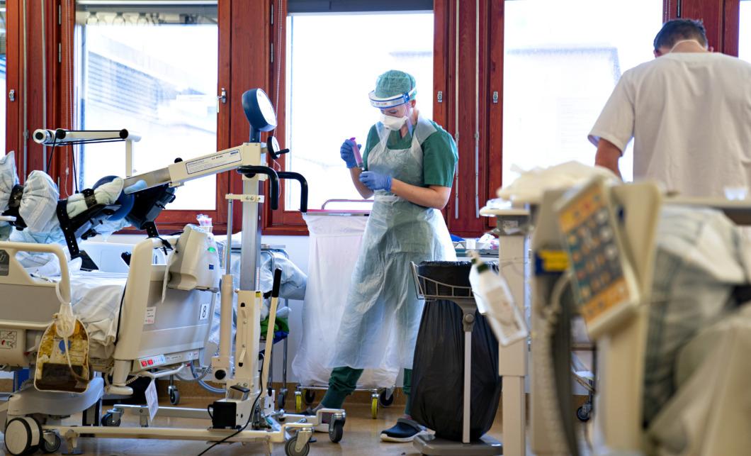 Fackkritik: Vi borde klara iva-vården utan nordiskt stöd