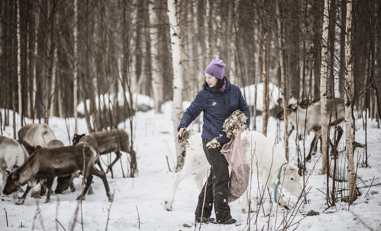 Marja-Kristine kämpar mot vårdens okunskap om samer