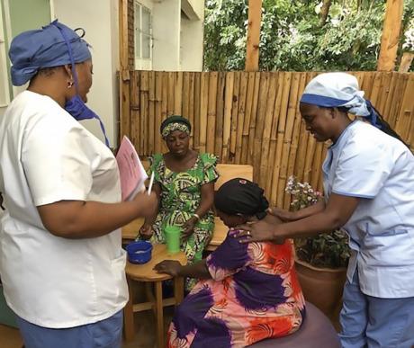 Panzisjukhuset i Kongo