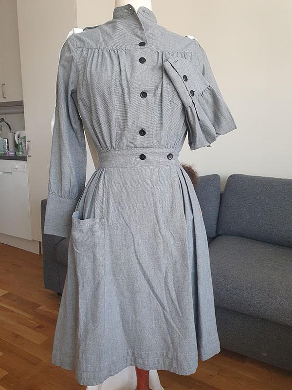 Historiska sjuksköterskedräkter