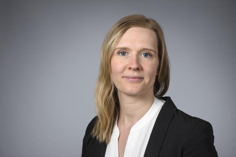 Maria Burman är läkare och geriatriker på Norrlands universitetssjukhus i Umeå