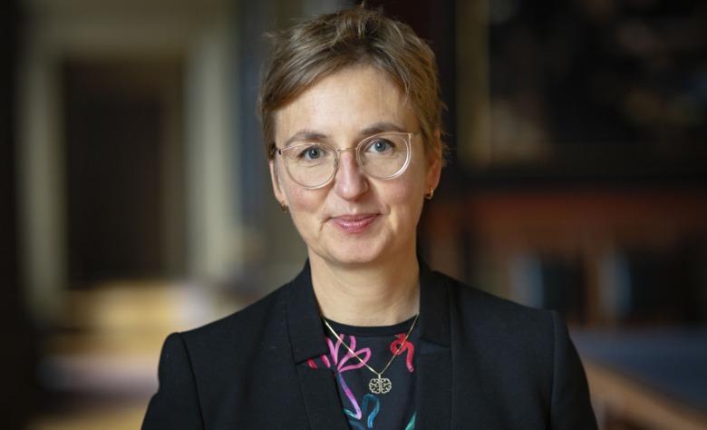 Emily Holmes är professor vid institutionen för psykologi, Uppsala universitet.